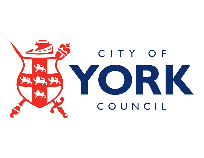 City of York logo.