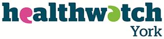 Healthwatch York logo.
