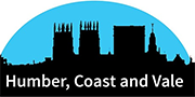 Humber Coast and Vale logo.