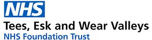 NHS Tees Esk Wear Valley logo.