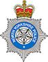 North Yorkshire Police logo.